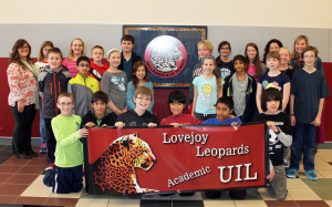 Academic UIL Team—Intermediate School