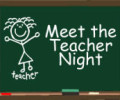 LGA at Meet the Teacher Nights