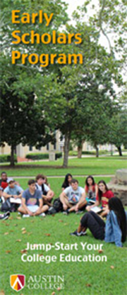 High school students can start college journey early at Austin College